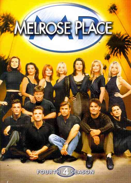 MELROSE PLACE:FOURTH SEASON BY MELROSE PLACE (DVD)